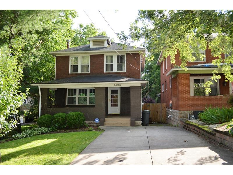 1436 Macon Ave, Pittsburgh, PA 15218