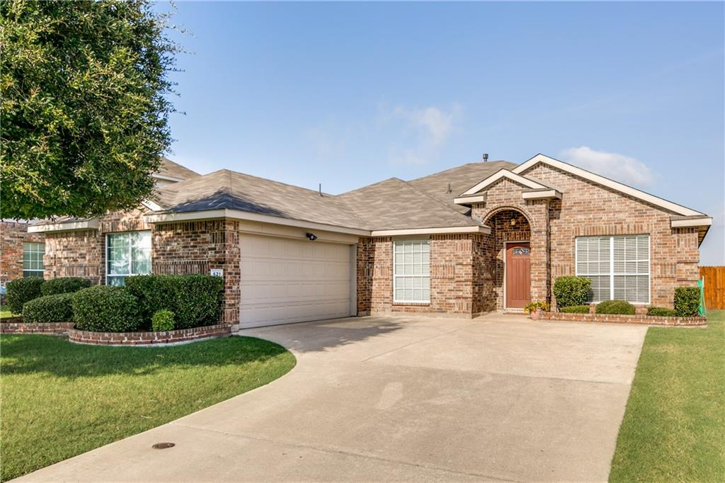 621 Marlee Drive, Forney, TX 75126