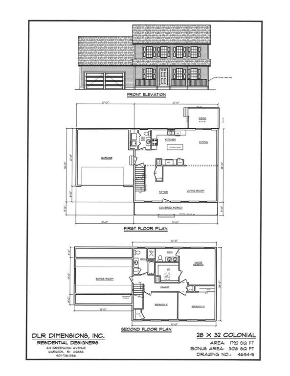 292 - Lot 9 Station ST, Coventry, RI 02816