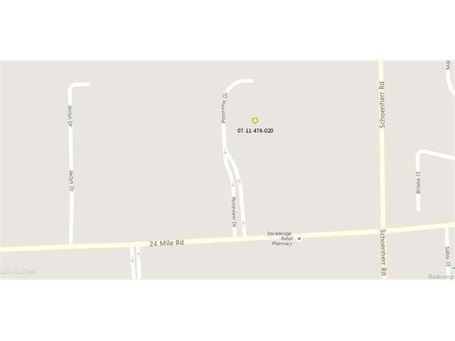 53194 Pondview, SHELBY TWP, MI 48315