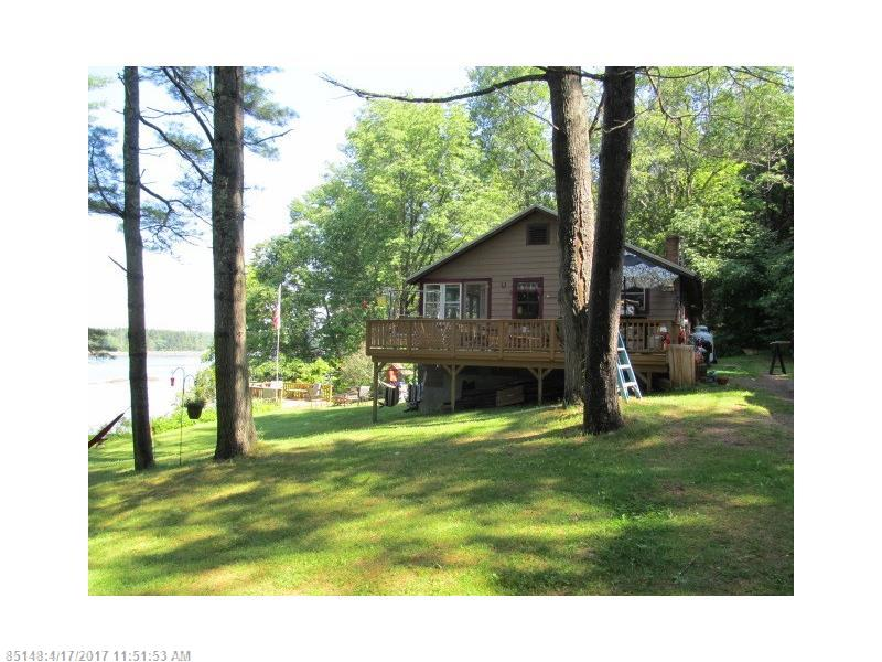 121 Timber Point RD , Friendship, ME 04547