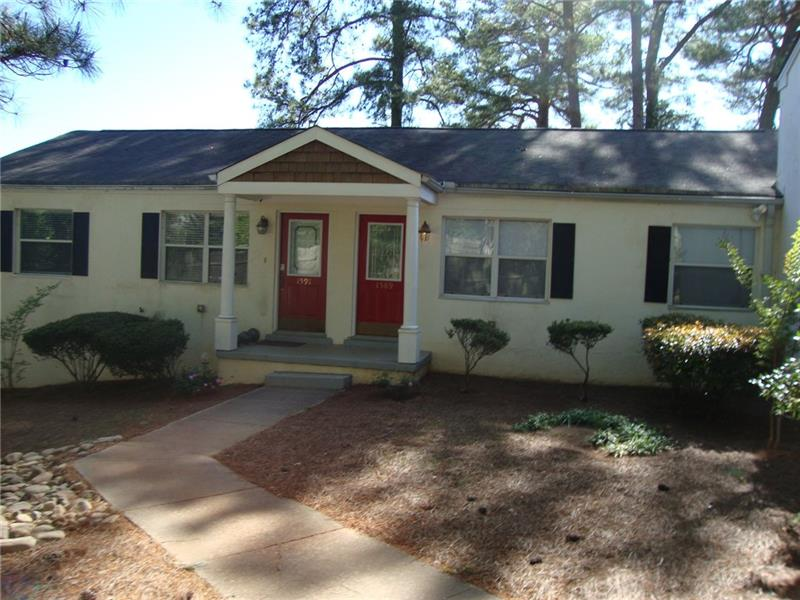 1589 SE Stone Gate Lane 22, Atlanta, GA 30317