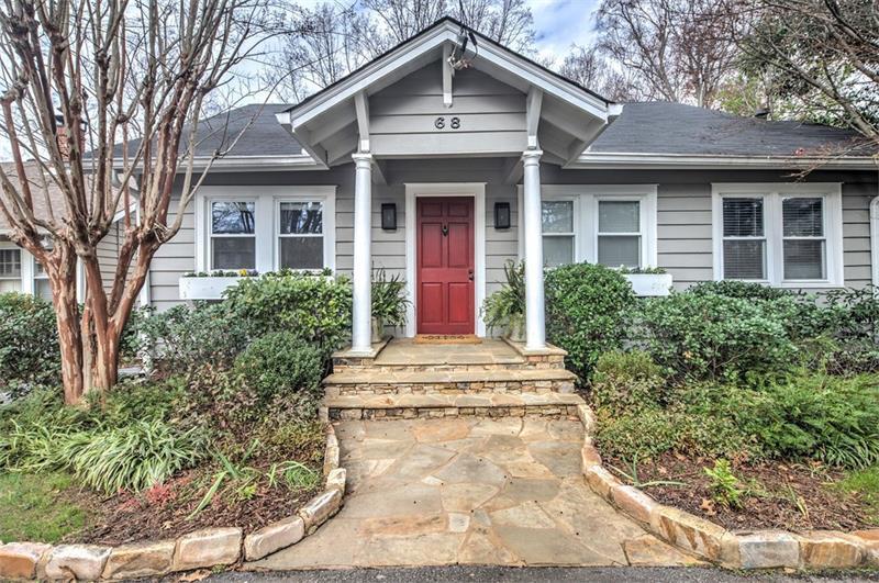 68 Peachtree Hills Avenue, Atlanta, GA 30305