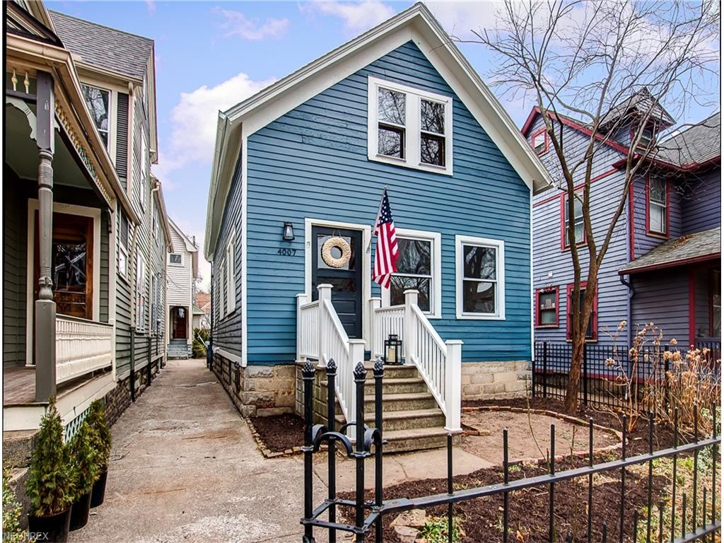 4007 Whitman Ave, Cleveland, OH 44113
