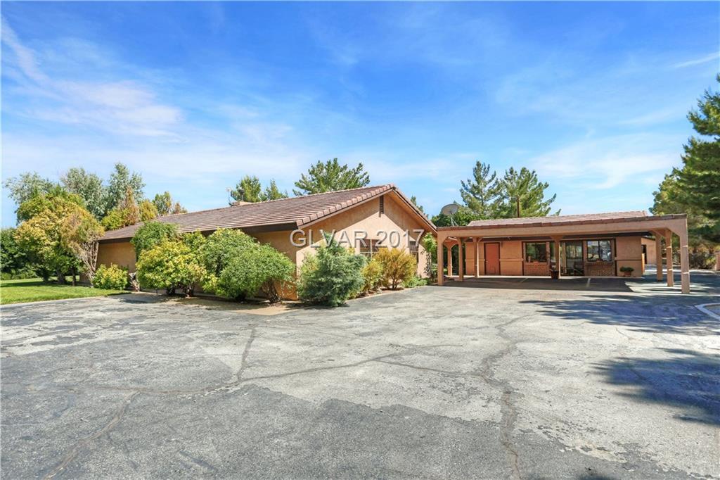641 W CALVADA Boulevard, Pahrump, NV 89048