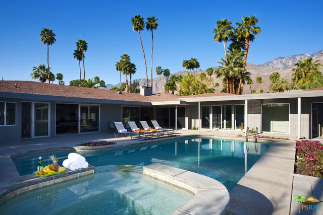 1076 E Deepwell Road, Palm Springs, CA 92264