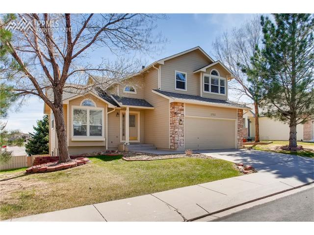 1205 Bison Ridge Drive, Colorado Springs, CO 80919