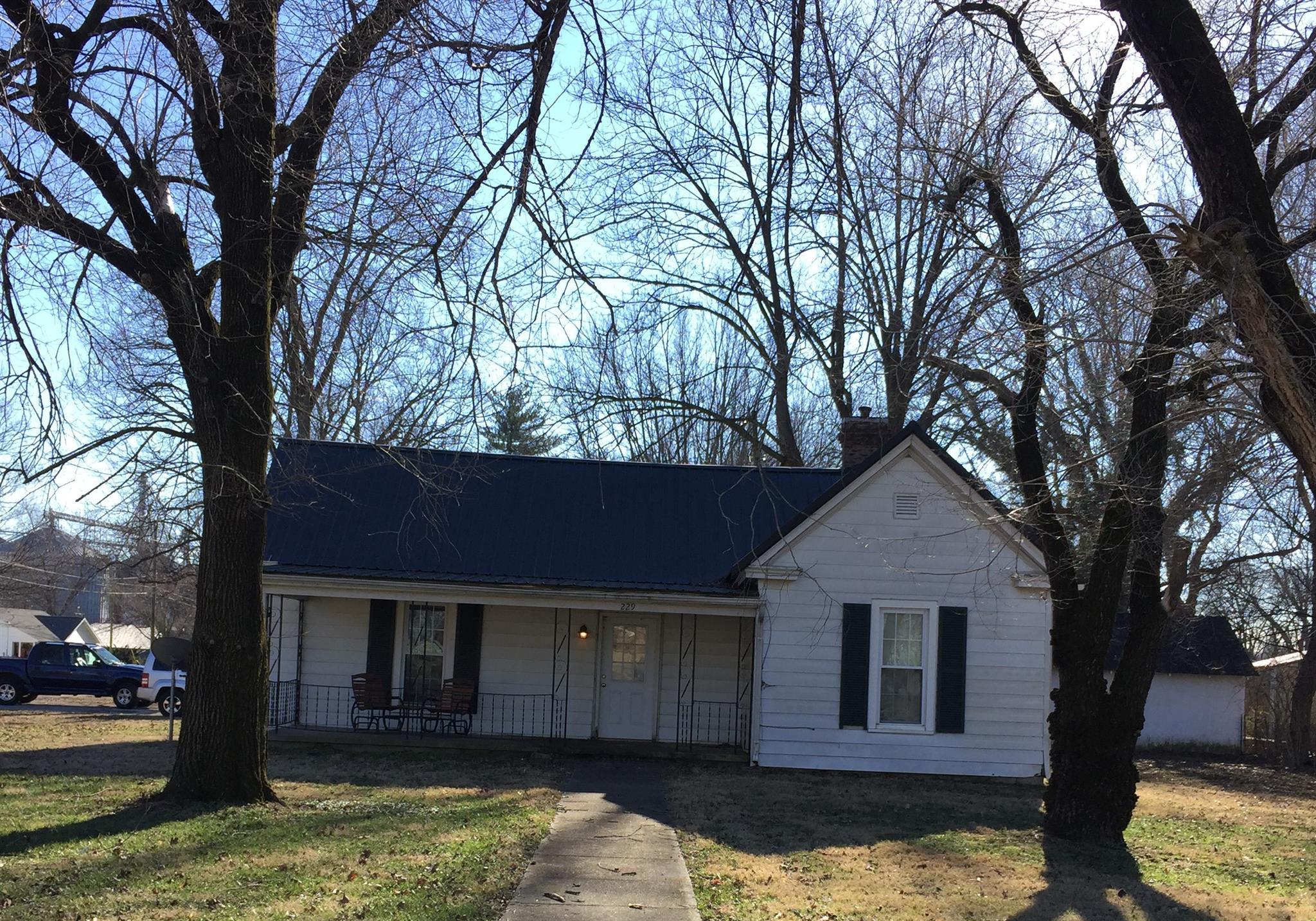 229 Nashville, Pembroke, KY 42266