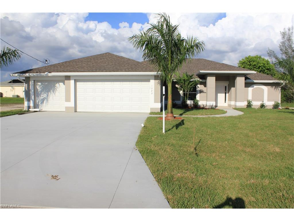 1323 SW 3rd AVE, CAPE CORAL, FL 33991