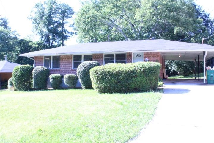 644 Valleyview Drive, Forest Park, GA 30297
