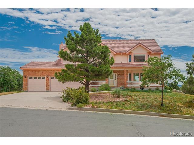 5825 Wilson Road, Colorado Springs, CO 80919