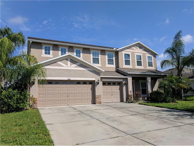 1516 RHODESWELL LANE, DOVER, FL 33527