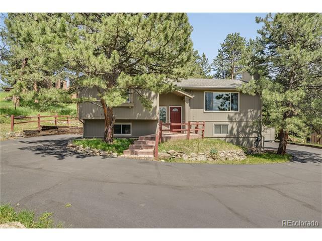 27589 Fireweed Drive, Evergreen, CO 80439
