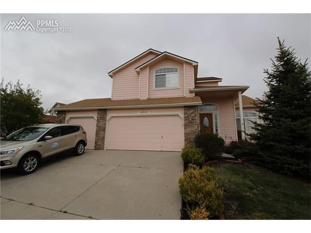 8307 Radcliff Drive, Colorado Springs, CO 80920