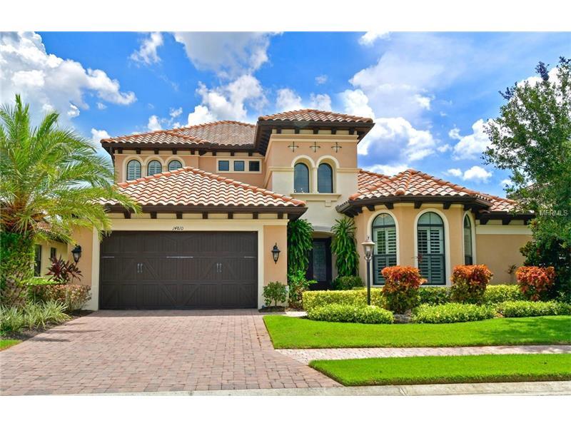 14810 SECRET HARBOR PLACE, LAKEWOOD RANCH, FL 34202