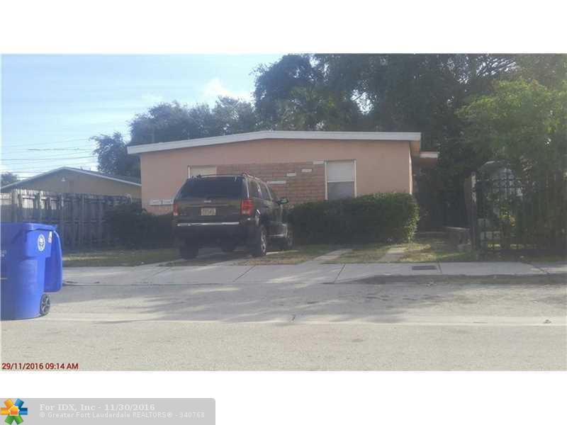 6831 NW 5th Ct, Miami, FL 33150