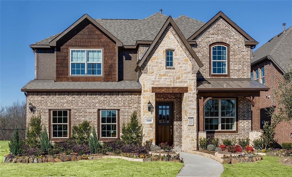 3309 Rough Creek Drive, Garland, TX 75040