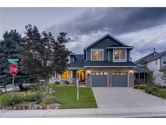 2565 Spring Hill Court, Highlands Ranch, CO 80129