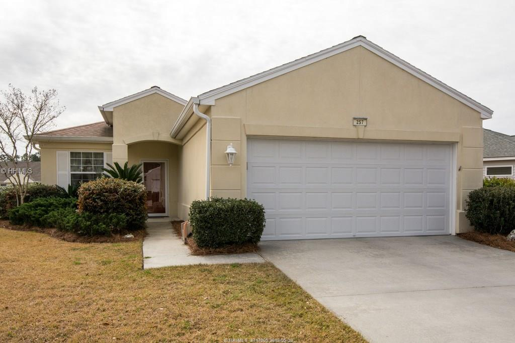 257 Argent PLACE, Bluffton, SC 29909