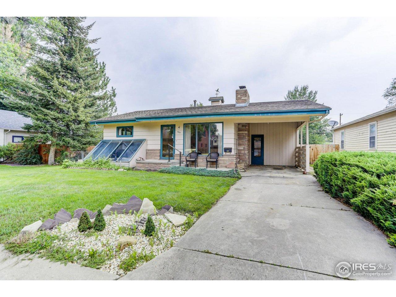 465 W 9th St, Loveland, CO 80537