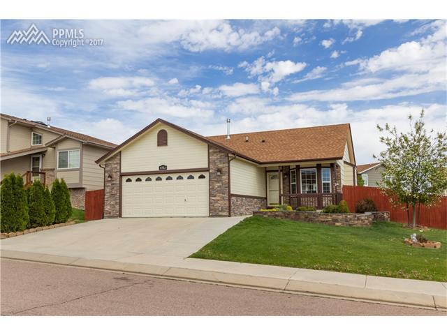 8382 Syrabi Drive, Colorado Springs, CO 80925
