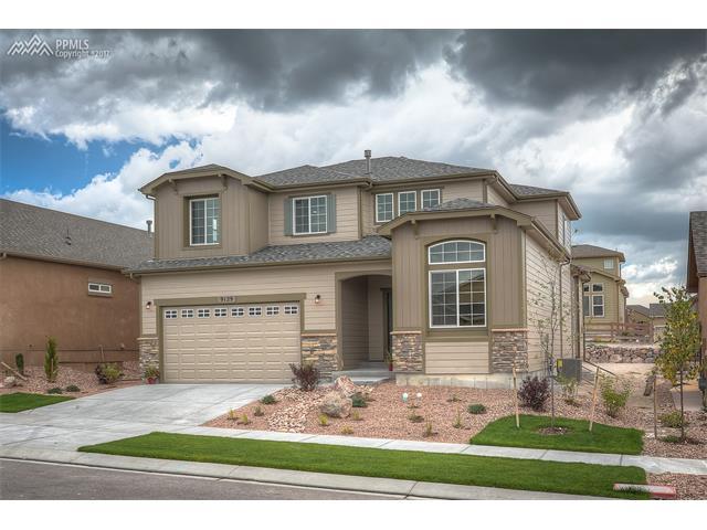 9129 Sunstone Drive, Colorado Springs, CO 80924