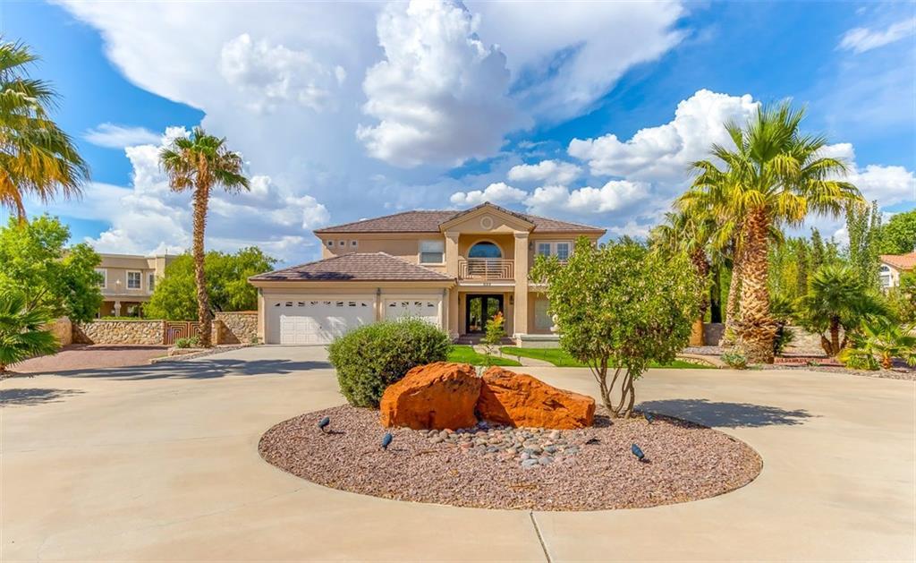 533 Meadow Willow Drive, El Paso, TX 79922