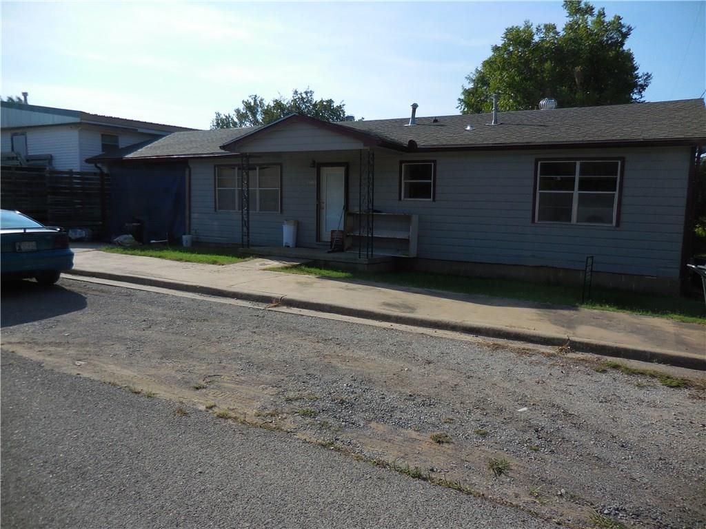 1303 W Muskogee Ave, Sulphur, OK 73086