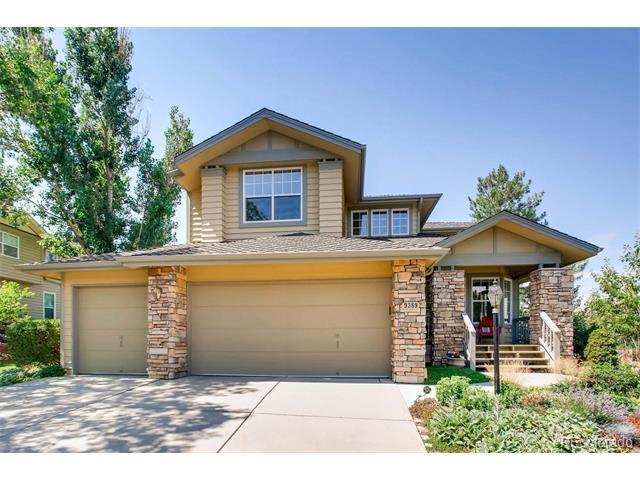 9389 Prairie View Drive, Highlands Ranch, CO 80126