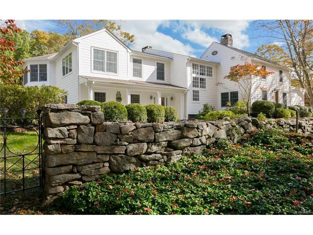 236 Eastwoods Road, Pound Ridge, NY 10576