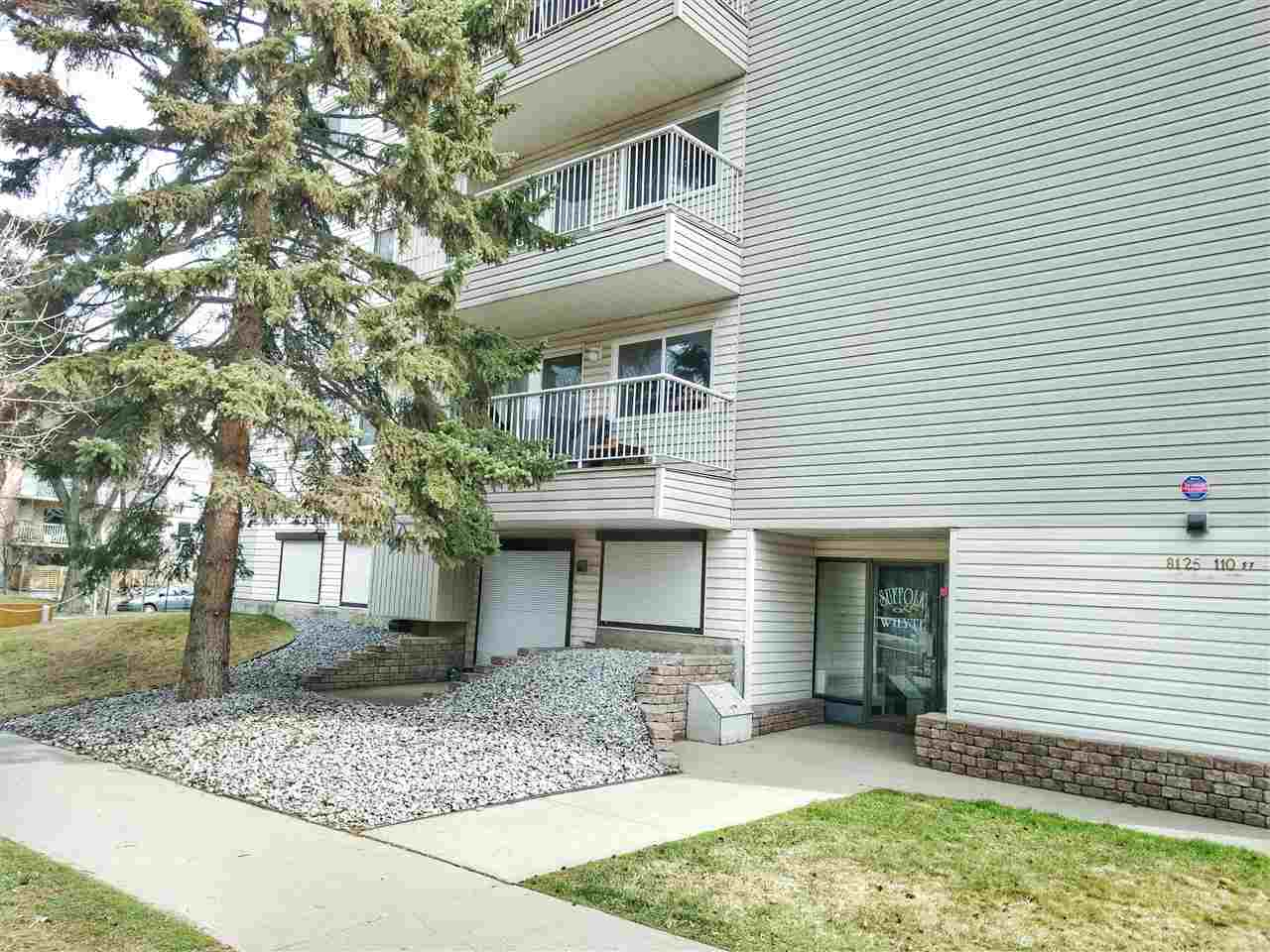 8125 110 Street 302, Edmonton, AB T6G 2P3
