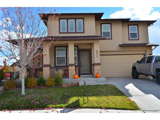 8077 Briarthorn Lane, Colorado Springs, CO 80927