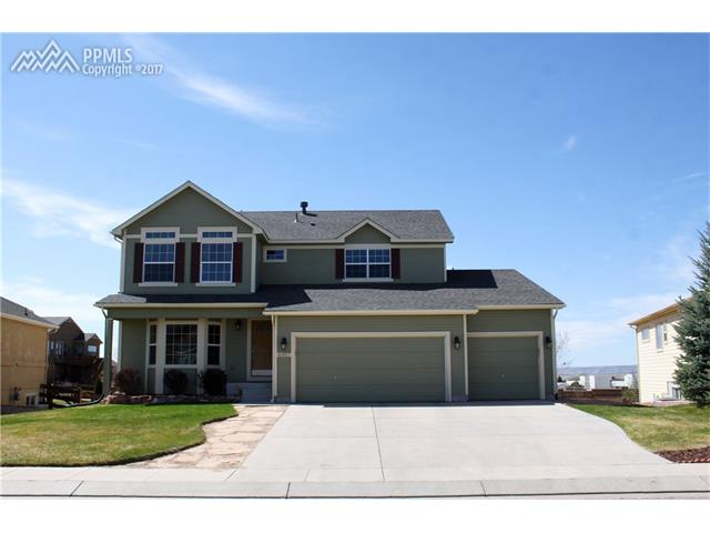 4967 Daredevil Drive, Colorado Springs, CO 80911
