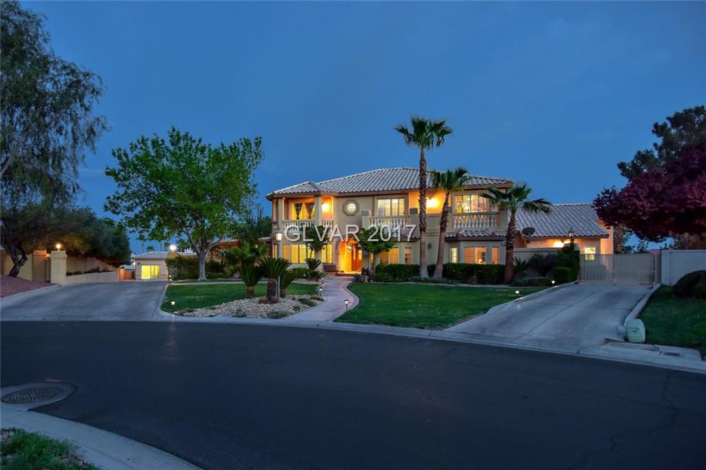 4422 AMBER CANYON Drive, Las Vegas, NV 89129