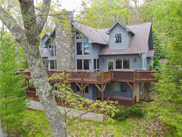 105 Saddle Ridge Drive, Maggie Valley, NC 28751