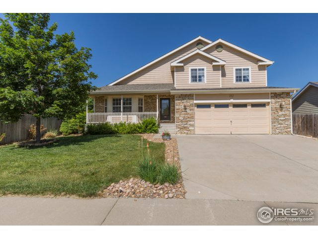 312 Marble Ln, Johnstown, CO 80534