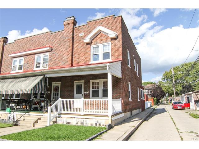 513 N Saint Elmo Street, Allentown City, PA 18104
