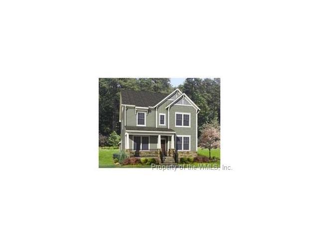 8409 Addison Terrace, Toano, VA 23168