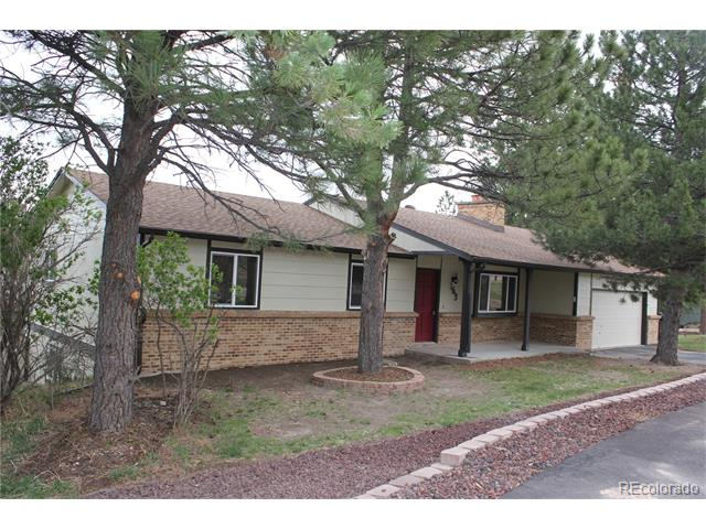 163 Ponderosa Lane, Elizabeth, CO 80107
