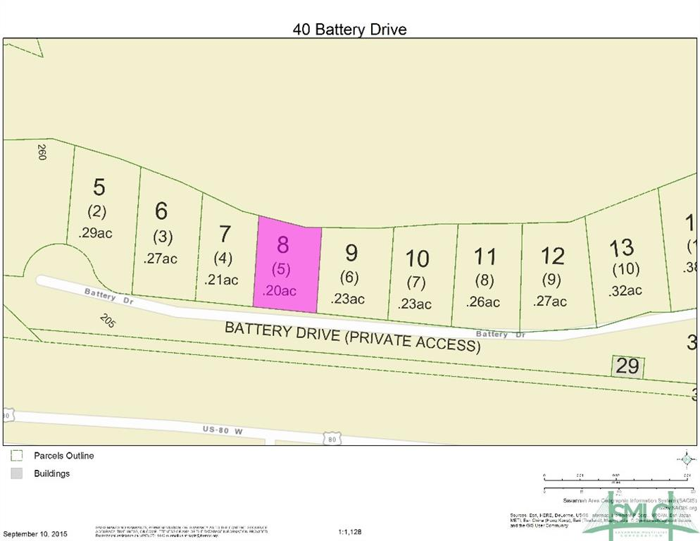 40 Battery Drive, Tybee Island, GA 31328