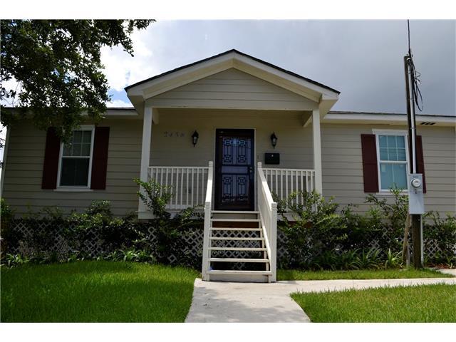 2458 BENEFIT Street, New Orleans, LA 70122