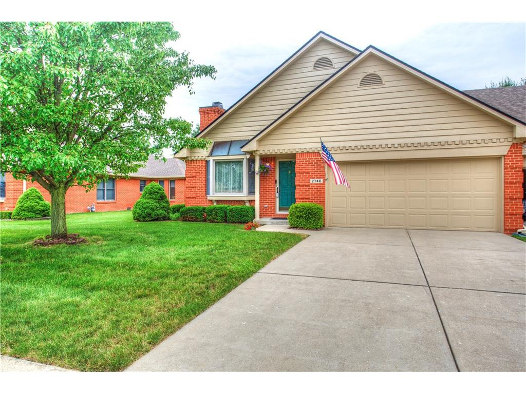 2748 Colony Lake West Drive, Plainfield, IN 46168