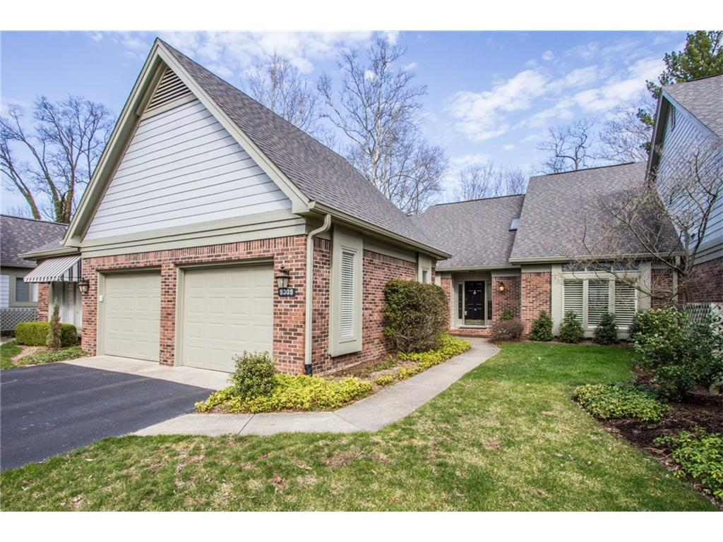 9309 SPRING FOREST Drive, Indianapolis, IN 46260