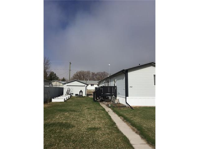 142 YOUNG Crescent, Stavely, AB T0L 1Z0