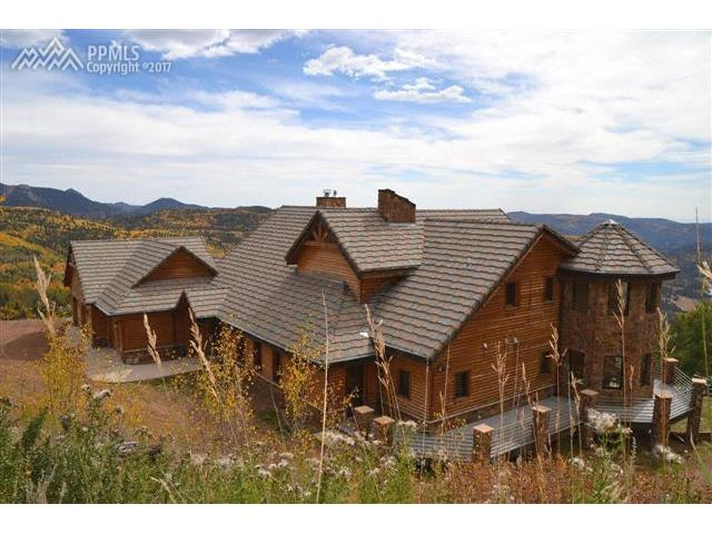 5467 County 8 Road, Victor, CO 80860