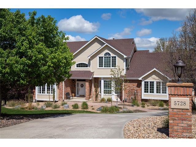5728 Wild Berry Court, Parker, CO 80134