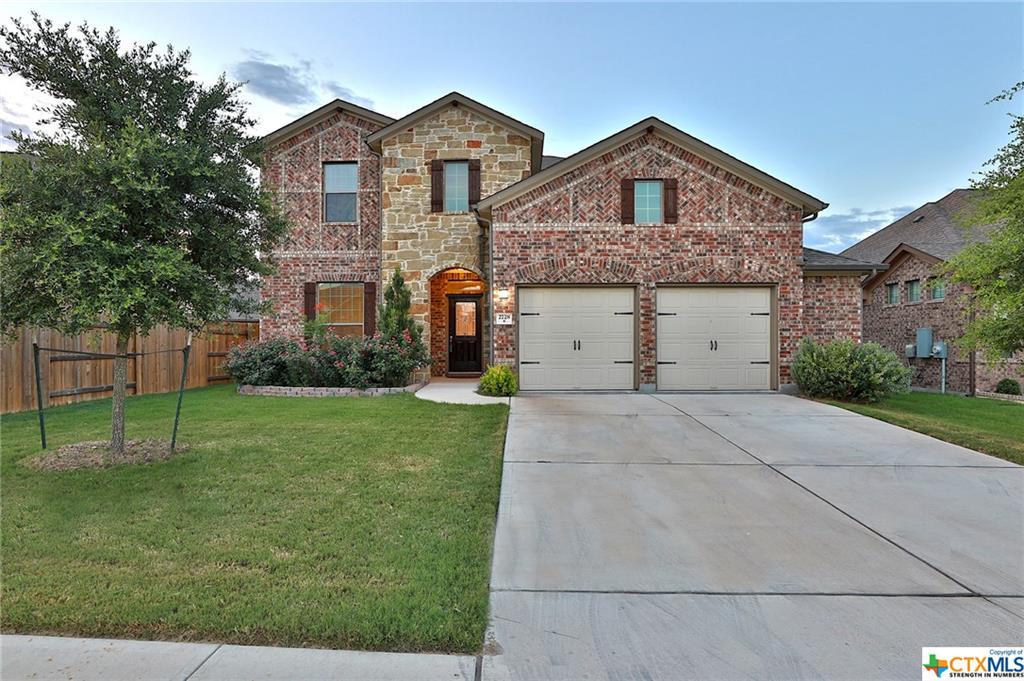 2728 Santa Cruz Street, Round Rock, TX 78665