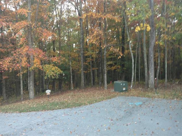1.51-acre residential lot in Grand Highlands at Bearwallow Mountain.