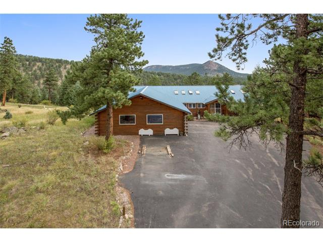 601 Old Corral Road, Bailey, CO 80421