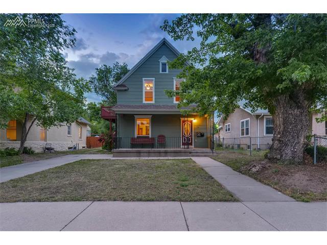 734 E Boulder Street, Colorado Springs, CO 80903